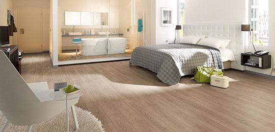 3 laminált padló, melyet akár fürdőszobába is burkolhatsz