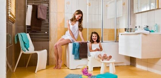 3 jel, hogy ideje elkezdeni a fürdőszoba felújítást