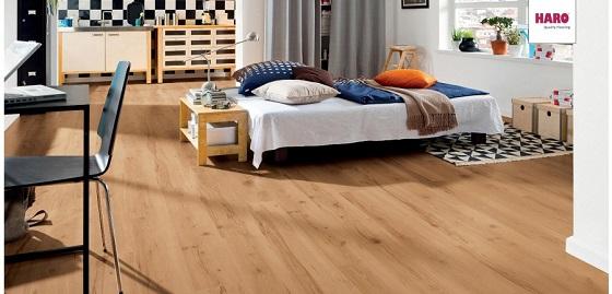 5 + 1 érv a még mindig népszerű laminált padló mellett