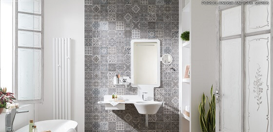 A kis alapterületű fürdőszobák kialakításának 5 alapszabálya