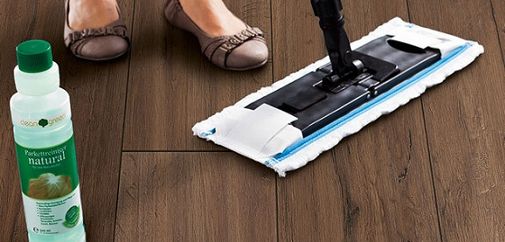 Ápoljuk helyesen a padlónkat profi termékekkel!