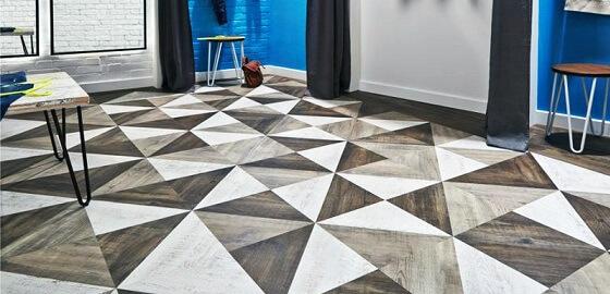 Designflooring Kaleidoscope – Tervezzen kedvére!