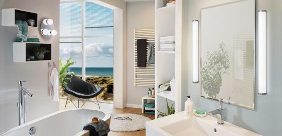 Fürdőszoba lámpa: trendek, és ami mögöttük van – 1.