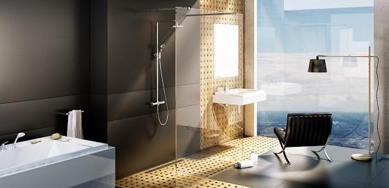 Hétköznapi luxus: zuhanyoszlopok az igazi felfrissülés szolgálatában