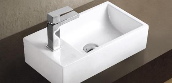 Kis fürdő – okos megoldások: mini kézmosó