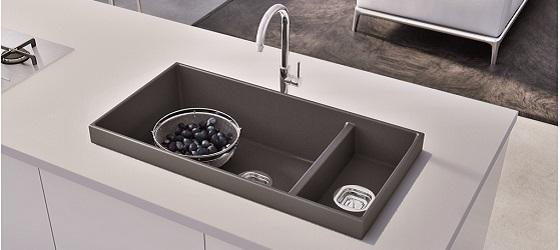 Letisztult minimalizmus a konyhában – helytakarékos mosogatók