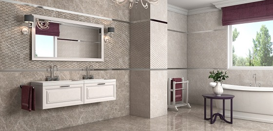 Luxusnak tűnő fürdőszoba, egyedi konyha – kevés pénzből?