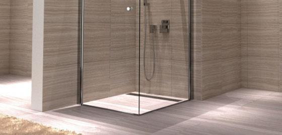 Milyen padló kerüljön épített zuhanykabinba?