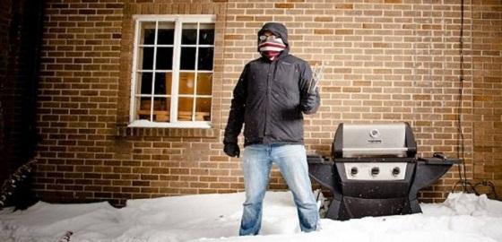 Szeret grillezni? Télen sem kell felhagynia vele!