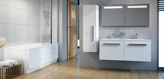 Találja meg a fürdőszobájába legjobban illő tükröt a Ravak kínálatából!
