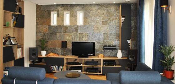 Természetes faldekoráció kreatívan, beltérben – 7 hasznos tipp felújítóknak és építkezőknek