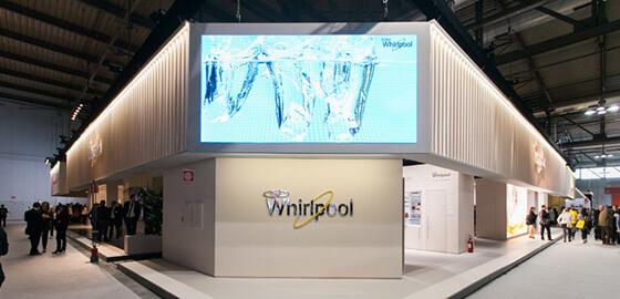 Whirlpool az EuroCucina 2016 kiállításon