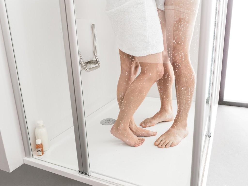 (Zuhany)tálcán a fürdőszoba megoldás!