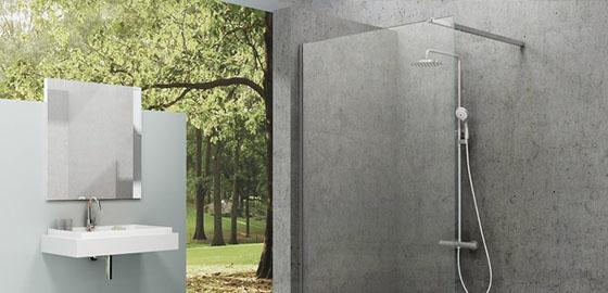 Az épített zuhanykabinok vízelvezetési lehetőségei