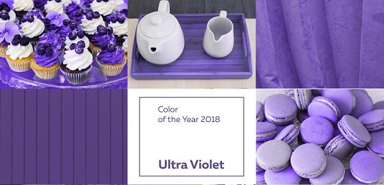 Az extravagáns Ultra Violet lett a 2018-as év Pantone-színe