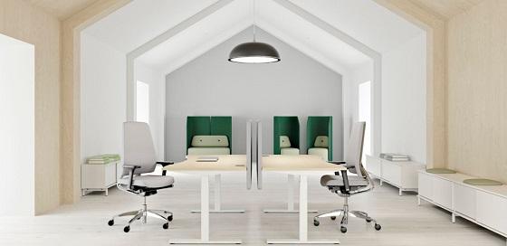 Dolgozóbarát iroda – Egészség. Ergonómia. Design.