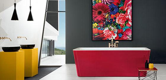 Fürdőszoba trendek 2017 – avagy a jólét csúcsa?