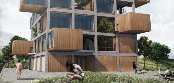 Pályázati eredmények 2018 – Jövő otthonai építészeti pályázat