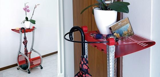 Superinox design kiegészítő bútorok: hasznos társak a mindennapokban
