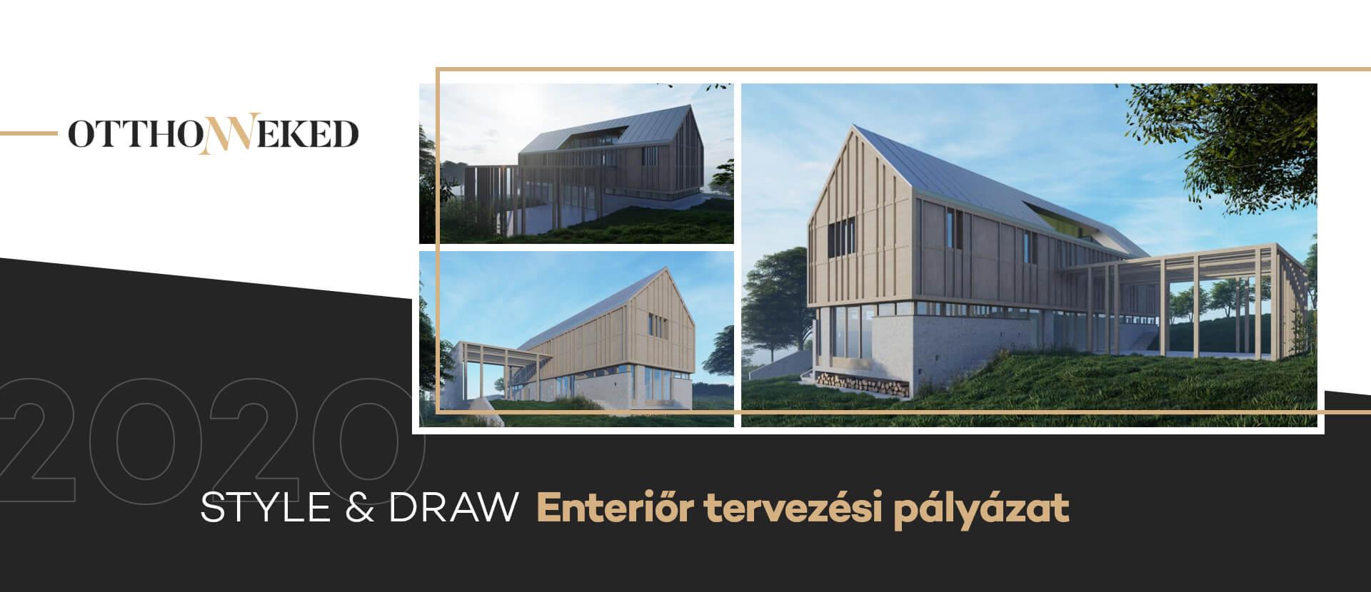 2020-as Style&Draw enteriőr tervezési pályázat