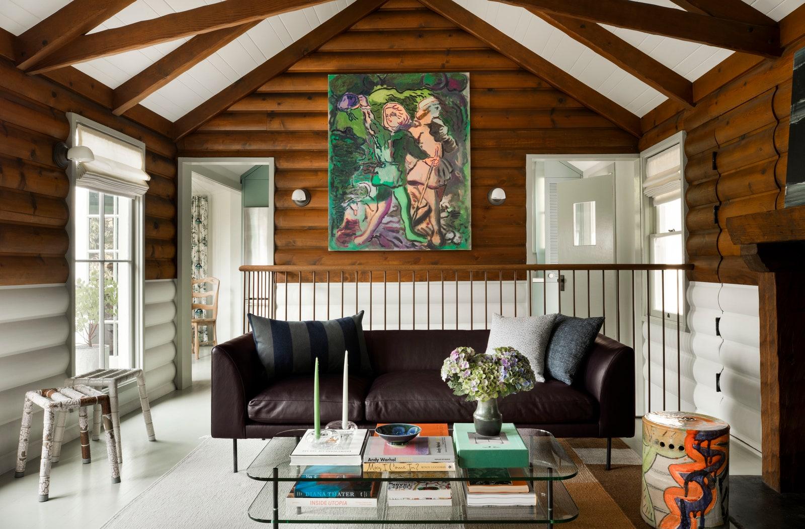 Erdei idill modern stílusban – csodálatos ez a kaliforniai faház!