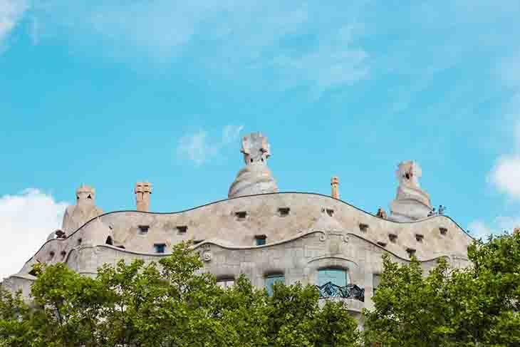 Antoni Gaudí – A katalán zseni