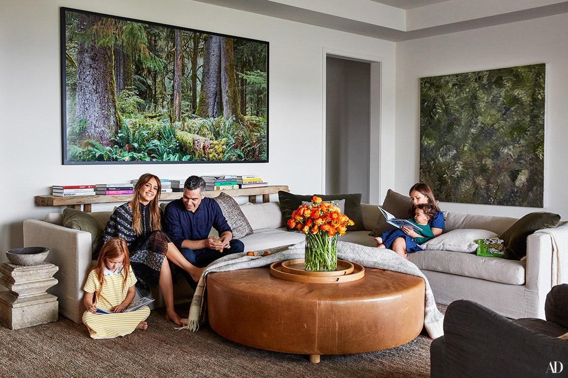 Jessica Alba csodálatos kaliforniai otthona maga a mennyország!