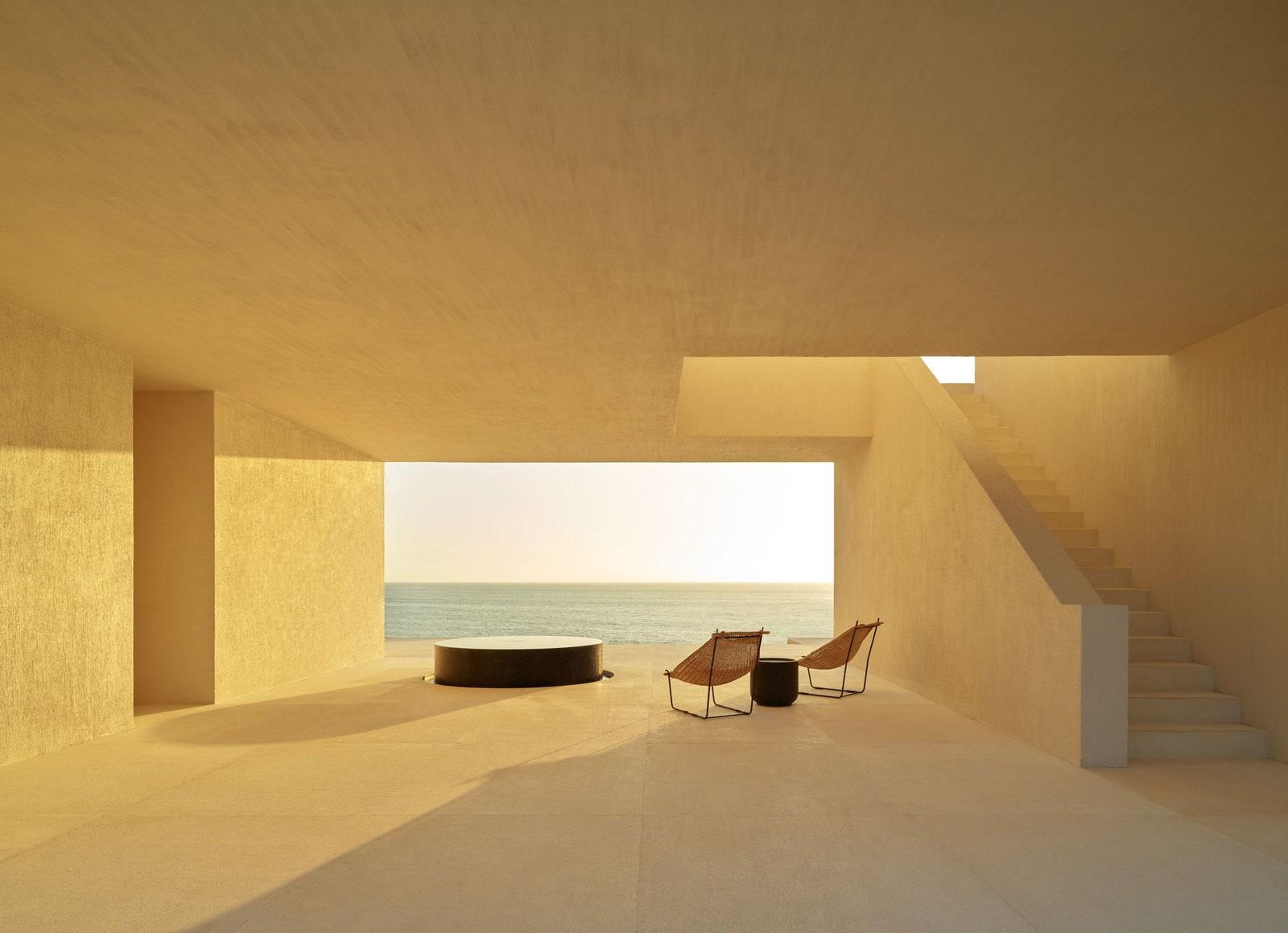 Rég láttunk már ilyen menő otthont: nézz be a tengerparti mexikói csodaházba!
