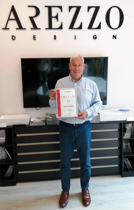 Köszönjük! – MagyarBrands díjas lett az Arezzo Design