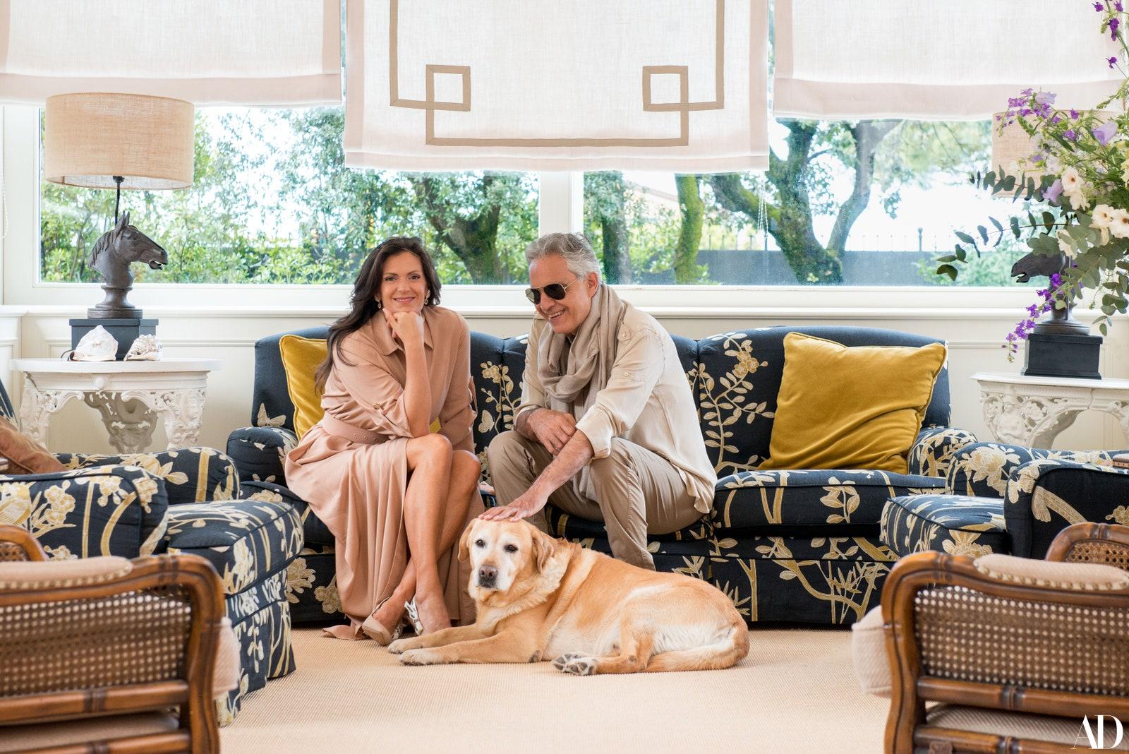 Olasz elegancia Toszkána szívében – Andrea Bocelli lenyűgöző tengerparti otthona