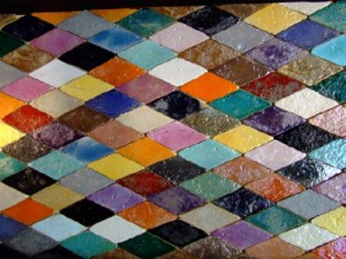 Még izgalmasabb otthonok egy kis mozaikkal