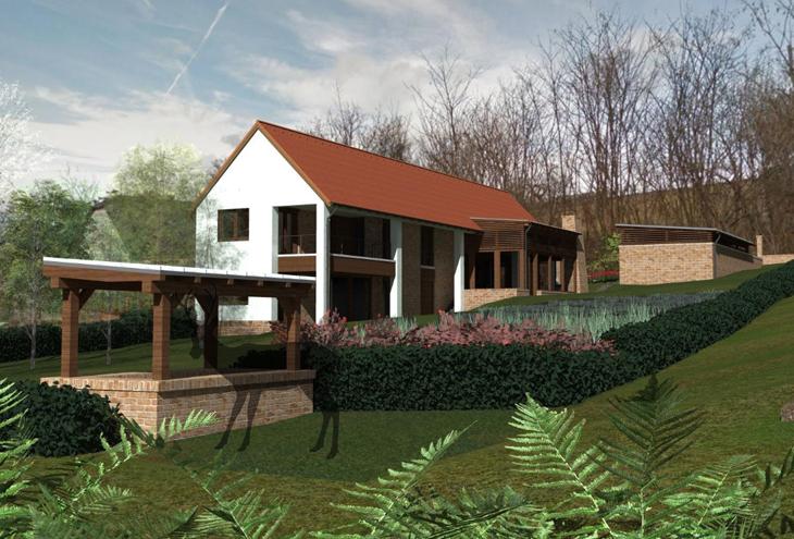 A fenntarthatóság fontos szemlélet – interjú Pusztai Annával a Jövő Otthonai építész ötletpályázat egyik különdíjasával