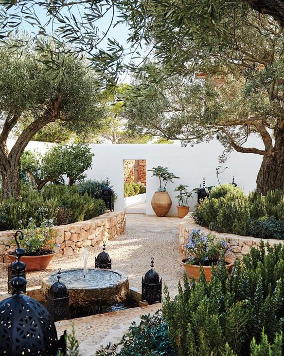 A tökéletes mediterrán kert