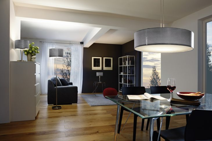 A lakás igazi hangulata: a világítás