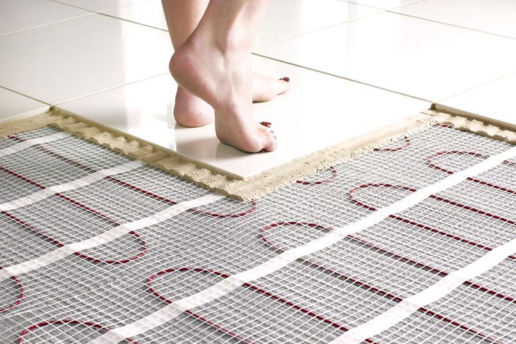 Fókuszban: a padlófűtés