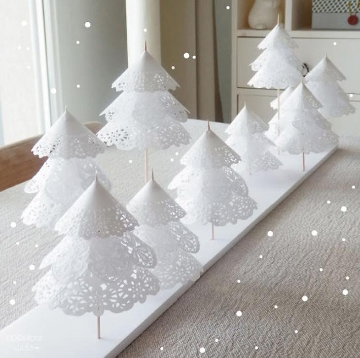 Rendhagyó karácsonyfa ötletek – Ha idén nem szeretnénk műfenyőt