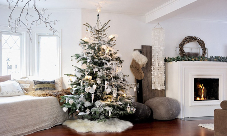 Ünneplés skandináv módra – Letisztult karácsonyi dekorációk