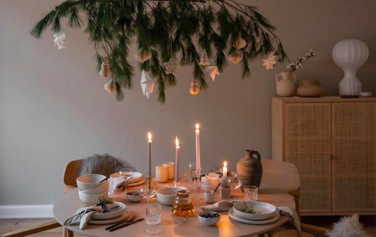 Hogyan karácsonyozz skandináv stílusban?