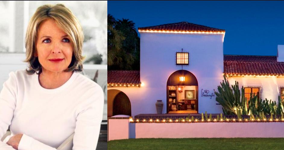 Ilyen egy igazi filmsztár otthona – nézz be Diane Keaton csodálatos házába!