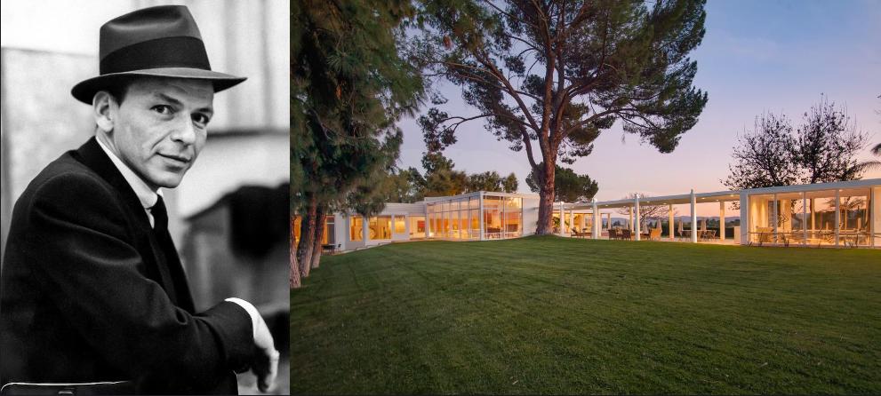 Járd körbe Frank Sinatra egykori legendás otthonát!