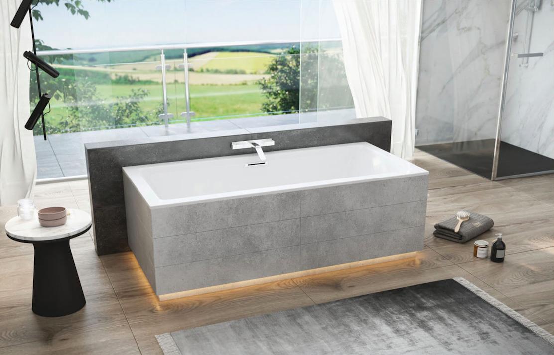 Ilyen a tökéletes fürdőkád!