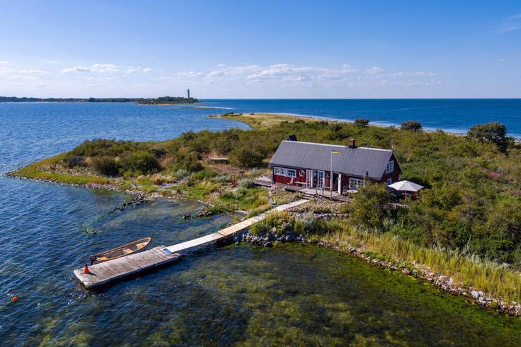 Mit szólnál egy saját szigethez Svédországban?