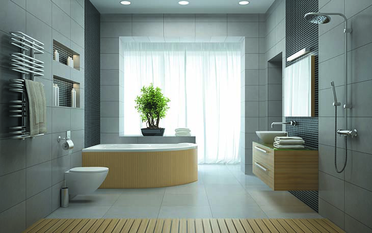 3 tipp a tökéletes fürdőszobához