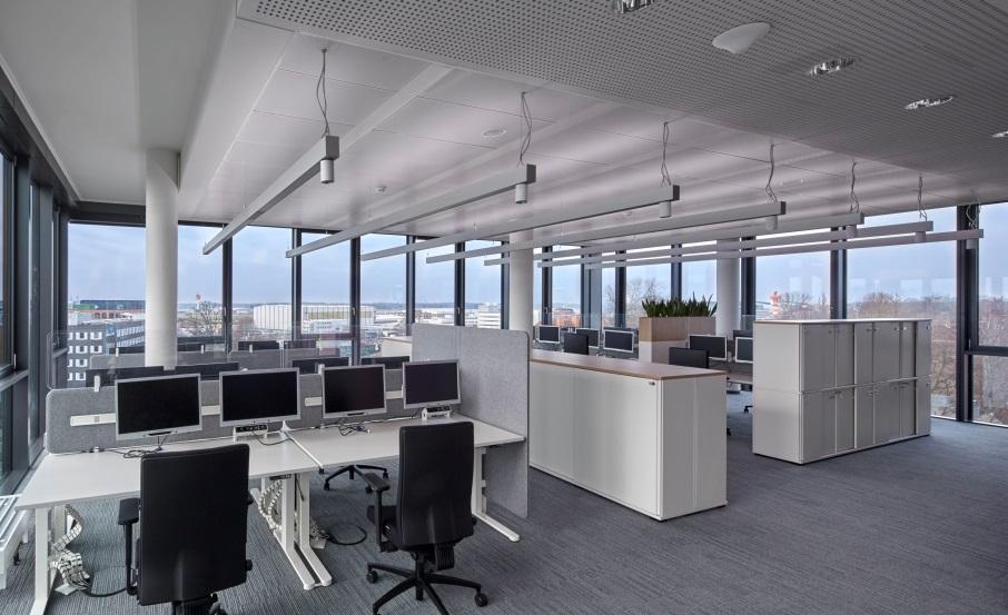 A Philips csoport hamburgi székháza: építészeti különlegesség Hörmann ajtókkal!
