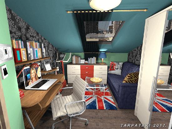 Art Deco és maximalizmus a javából: London Deco…