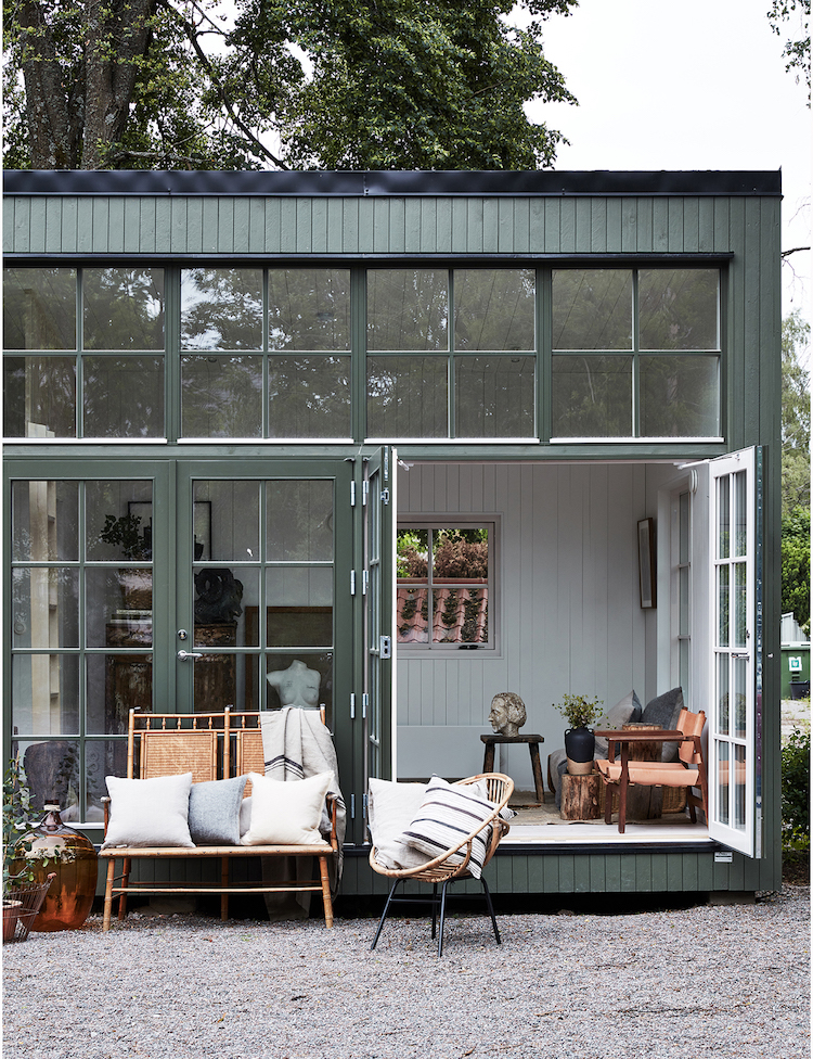 Kényelem és luxus 30 négyzetméteren – svéd módra!