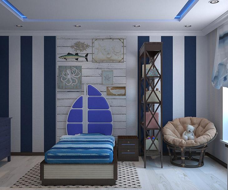 Gyermekszobák – elegancia vagy praktikum?