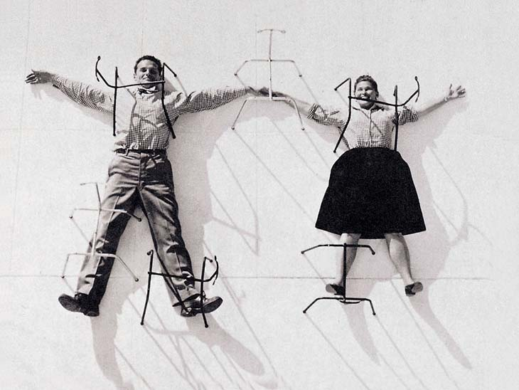 Charles és Ray Eames – A design mesterei
