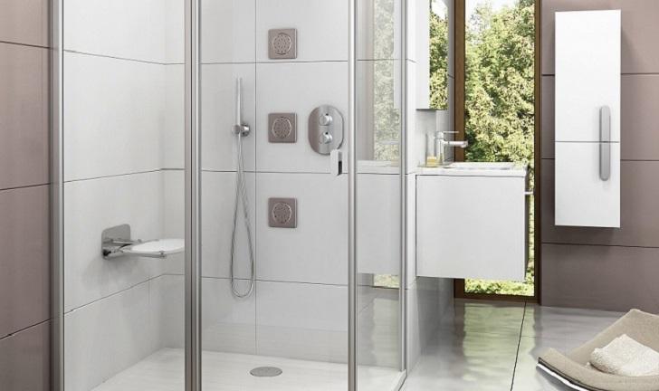 Ezért szeretjük az esőztető zuhanyfejeket