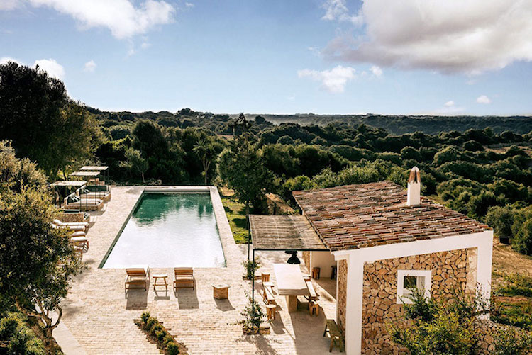 Csodás mediterrán nyaraló a spanyol Menorcán